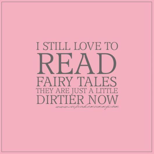 Erotic fairy tales?